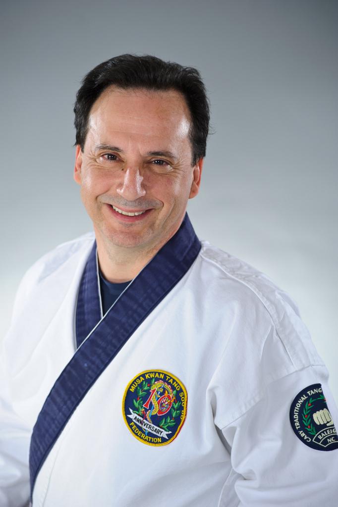 Master Ken Marsh