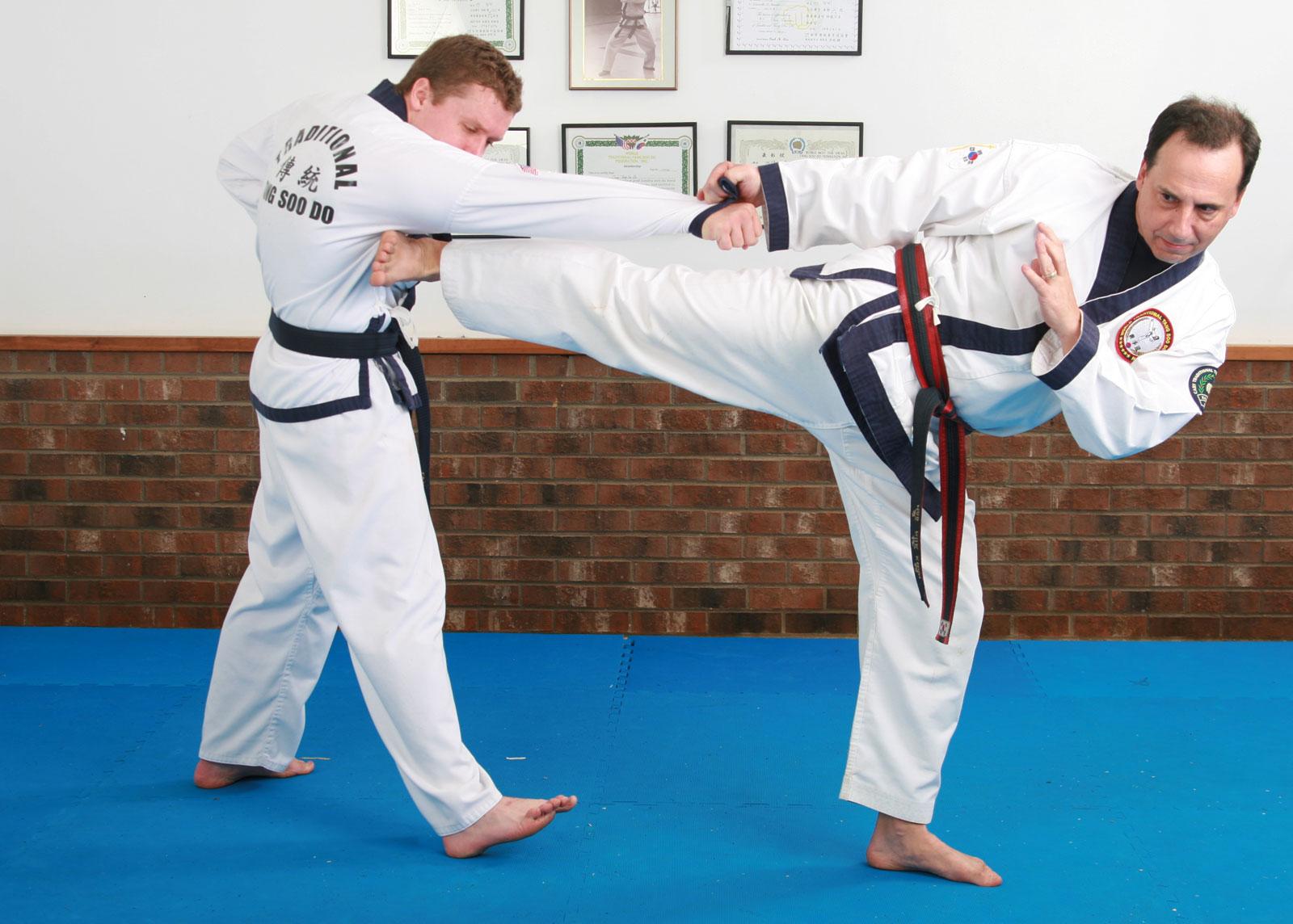 Master Marsh Side Kick